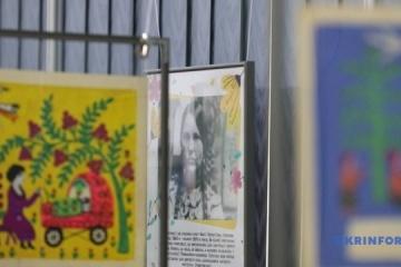 Nieznane prace Marii Prymaczenko można zobaczyć na wystawie w Ukrinform