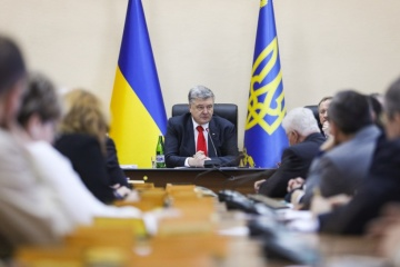 Poroshenko: 2,955 Ukrainian soldiers killed during Russian aggression