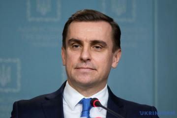 Kostyantyn Yeliseyev, jefe adjunto de la Administración Presidencial de Ucrania