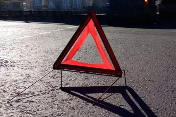 Over 3,000 people died in road accidents in Ukraine this year