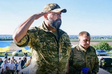 Ukraine's National Security Council deputy secretary to discuss army reform in US