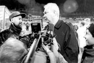 Lobanovsky se encuentra entre los 10 mejores entrenadores de la historia del fútbol