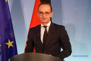Maas insta a Ucrania y Rusia a demostrar su disposición para el diálogo