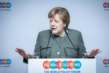 メルケル独首相の政党、ゼレンシキー候補により政策の具体性を示すべきとコメント