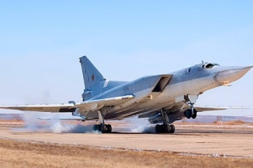 Russia confirms deployment of bombers in Crimea 'capable of destroying any target in Europe'