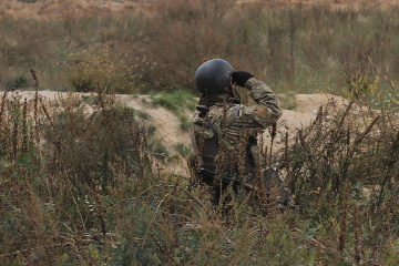 Acht ukrainische Soldaten geraten in Gefangenschaft