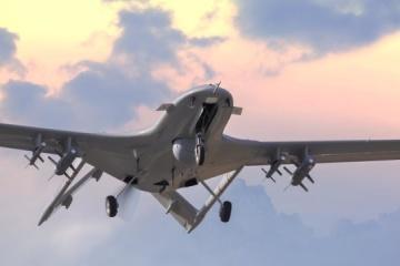 Ukraine successfully tests Turkish combat drones – president