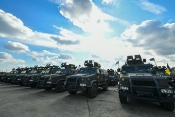 Armee bekommt 400 Stück Waffen – Fotos, Video
