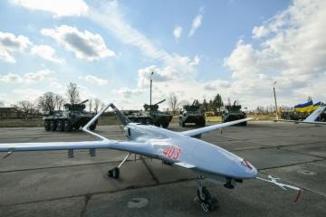 ウクライナ軍、トルコから購入した無人戦闘機の試験飛行に成功