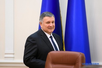Avakov, Taylor discuss political situation in Ukraine ahead of snap elections