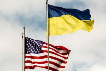 Three U.S. senators and two U.S. Congress members arrive in Kyiv