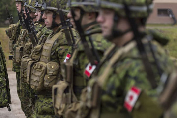 Canada to resume training of Ukrainian soldiers within Operation UNIFIER in mid-June