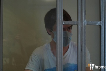 Rosyjscy prokuratorzy proszą o  sześć lat więzienia dla Hryba