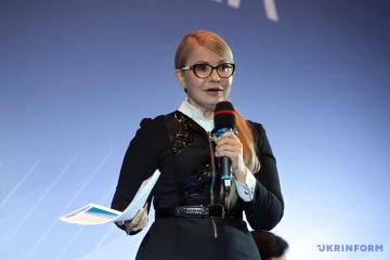 Tymoshenko propone una alianza a Grytsenko después de las presidenciales