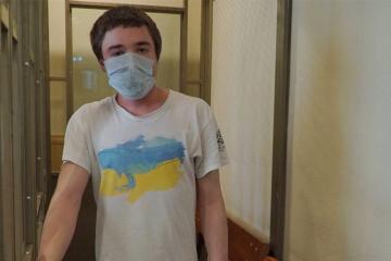 W Rosji Pawło Hryb został skazany na 6 lat więzienia