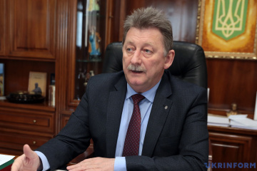 Ukrainian ambassador returns to Minsk, but official contacts still 'on pause'