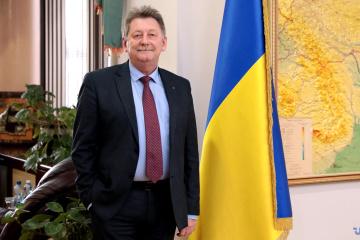 "El Embajador de Ucrania regresa a Minsk, pero los contactos oficiales siguen ""en pausa"""