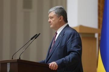 """Poroschenko verklagt den Fernsehsender """"1+1"""""""