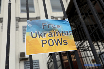 236 Polithäftlinge sitzen in russischen Gefängnissen