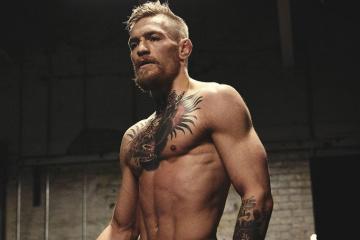 Conor McGregor kommt morgen nach Kyjiw