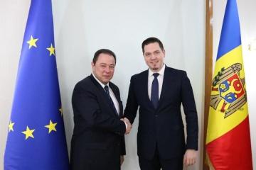 Diplomatische Ausbildung: Ukraine und Moldawien unterzeichnen Memorandum