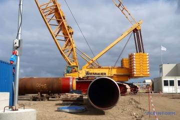Ucrania y Estados Unidos continúan oponiéndose al Nord Stream 2