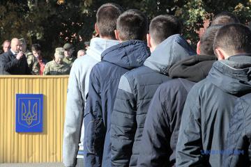 В Україні всіх призовників хочуть тестувати на COVID-19