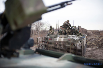 Start of anti-terrorist operation in eastern Ukraine announced five years ago