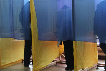 Over 45 percent of voters have already voted in Ukraine