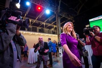 Präsidentschaftswahl in Slowakei: Poroschenko gratuliert Caputová