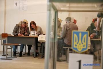 Presidential elections held in Ukraine today