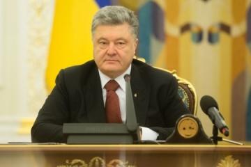 Poroschenko erinnert an Ende des Freundschaftsvertrages mit Russland am 1. April