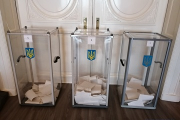 Over 4.8 mln Ukrainians have already voted in elections