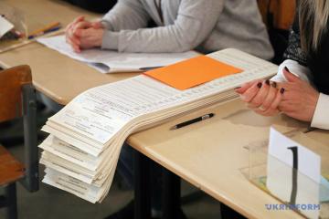 CEC: Más de 4,8 millones de ucranianos ya han votado en las elecciones