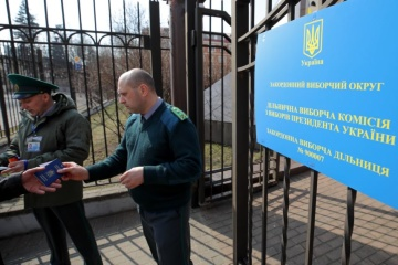 Russian journalists denied access to polling station in Minsk