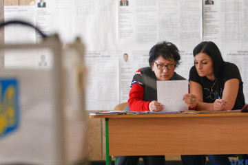 Violations at polling stations in Ukraine were not critical - OPORA