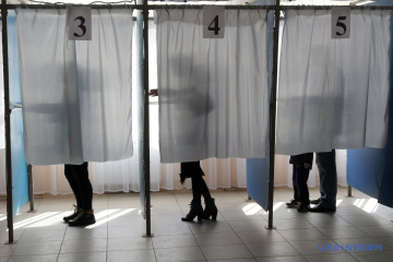 CEC processes 100% of protocols from overseas polling stations