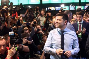 Selenskyj in allen Wahllokalen in Polen gewonnen