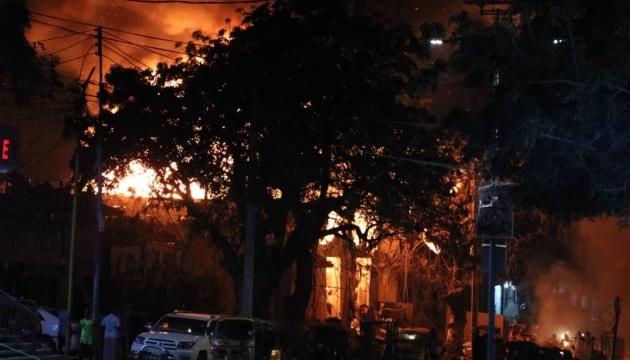 Теракт у Сомалі: кількість жертв зросла до 25