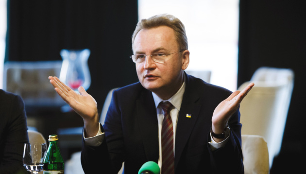 Садовий подав заяву до ЦВК про зняття кандидатури на виборах президента