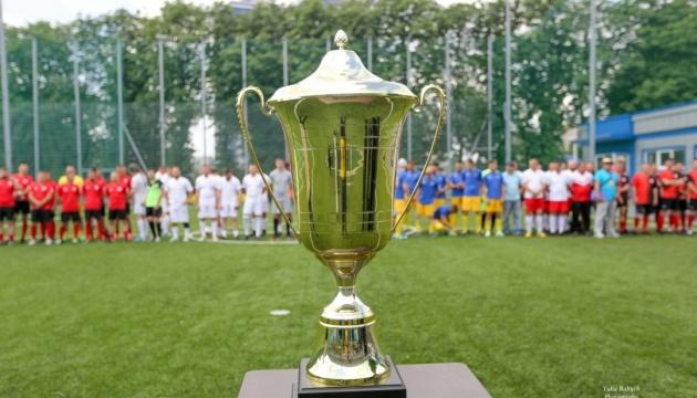 Міністерство ветеранів та ФФУ повинні проводити чемпіонат України з футболу серед учасників АТО