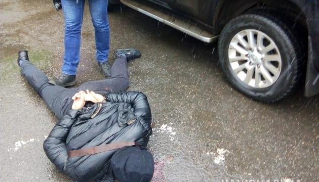 В Кривом Роге задержали угонщиков элитных авто