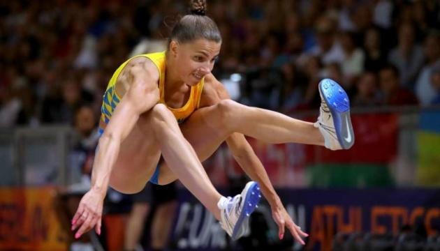 Стрибунка в довжину Бех-Романчук принесла Україні третю медаль на чемпіонаті Європи