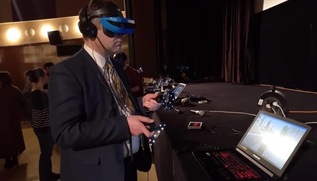 У Празі показали Революцію Гідності у віртуальній реальності