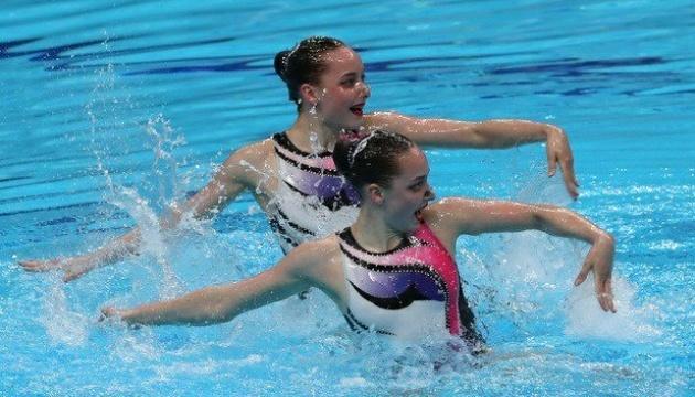 Natación sincronizada: Hermanas Aleksiiva ganan la etapa de las Series Mundiales