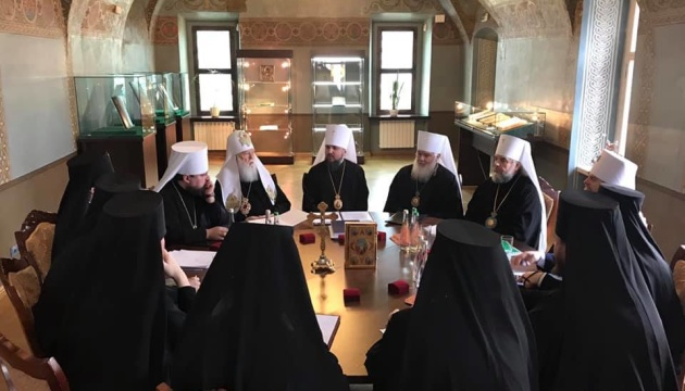 Православна церква України зібралася на Синод