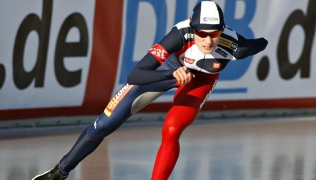 Чешка Саблікова оновила світовий рекорд у ковзанярському спорті на чемпіонаті світу