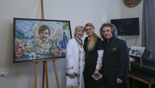 Тимошенко спела