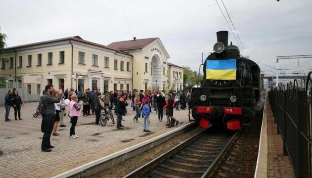 У Харкові 8 березня  запустять ретропоїзд