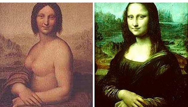 """Оголену """"Мону Лізу"""" ймовірно створив Леонардо да Вінчі - експерти"""